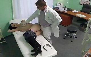 d like to fuck cookie drilled up with fraud doctor