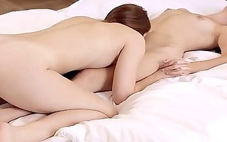 true lesb dream and excellent licking