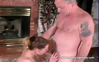 sybian riding wench sucks uncle jesses old shlong