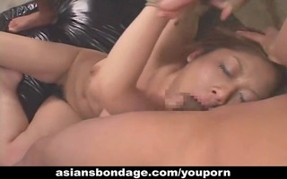 japanese hottie screwed and receives suspended