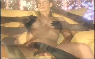 elegant milf playgirl acquires groped and