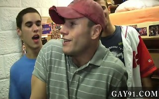 homosexual boys just now the brothers make a