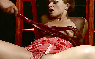 d like to fuck receives dominated by younger lover