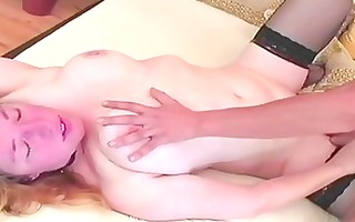 mature housewife gets screwed