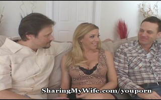 hot wifes hubby is a vagina