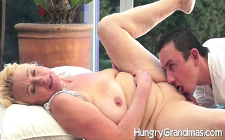 hq granny cum-hole screwed