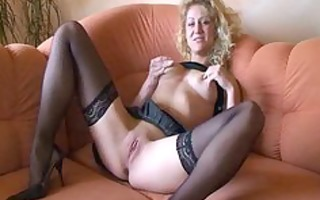 german amateur granny masturbates older mature
