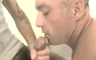 face hole full of cum!