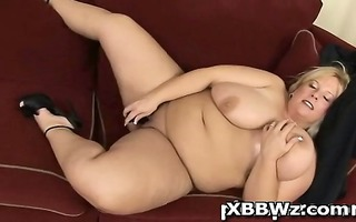 alluring merry spicy bbw fucked