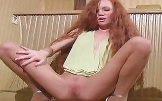 foot fetish of sexy nympho