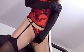 d like to fuck goes down on herself