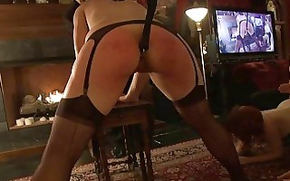sexy pretty girl dominated and screwed