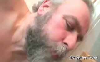 granddad copulates sexy hottie