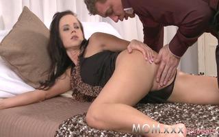 mamma breasty milf likes his shlong