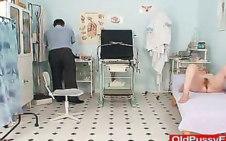 hairy cunt mother tamara embarrassing doctor