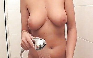 sandra nero is a hot d like to fuck showering