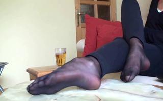nylon feets 53