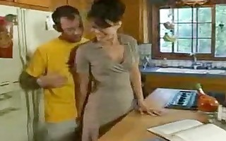 lascivious mother i bonks a younger boy in her