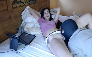my indecent latin hottie wife - solo snatch