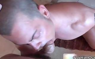 jake fucking and engulfing corpulent homosexual