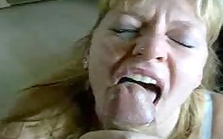 blonde d like to fuck blows and receives a giant