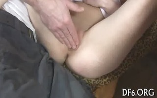 defloration with screwdriver